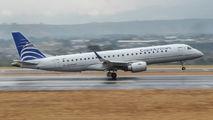 HP-1559CMP - Copa Airlines Embraer ERJ-190 (190-100) aircraft