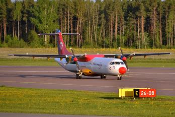 OY-RUG - Danish Air Transport ATR 72 (all models)