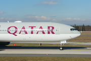 A7-BAI - Qatar Airways Boeing 777-300ER aircraft