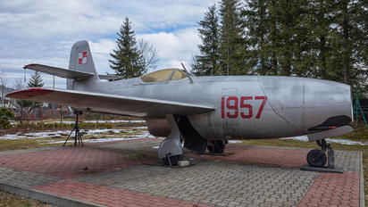 1957 - Poland - Air Force Yakovlev Yak-23
