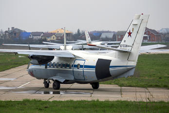 96 - Russia - Air Force LET L-410UVP-E Turbolet