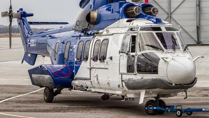 F-GSXJ - Bristow Helicopters Eurocopter EC225 Super Puma