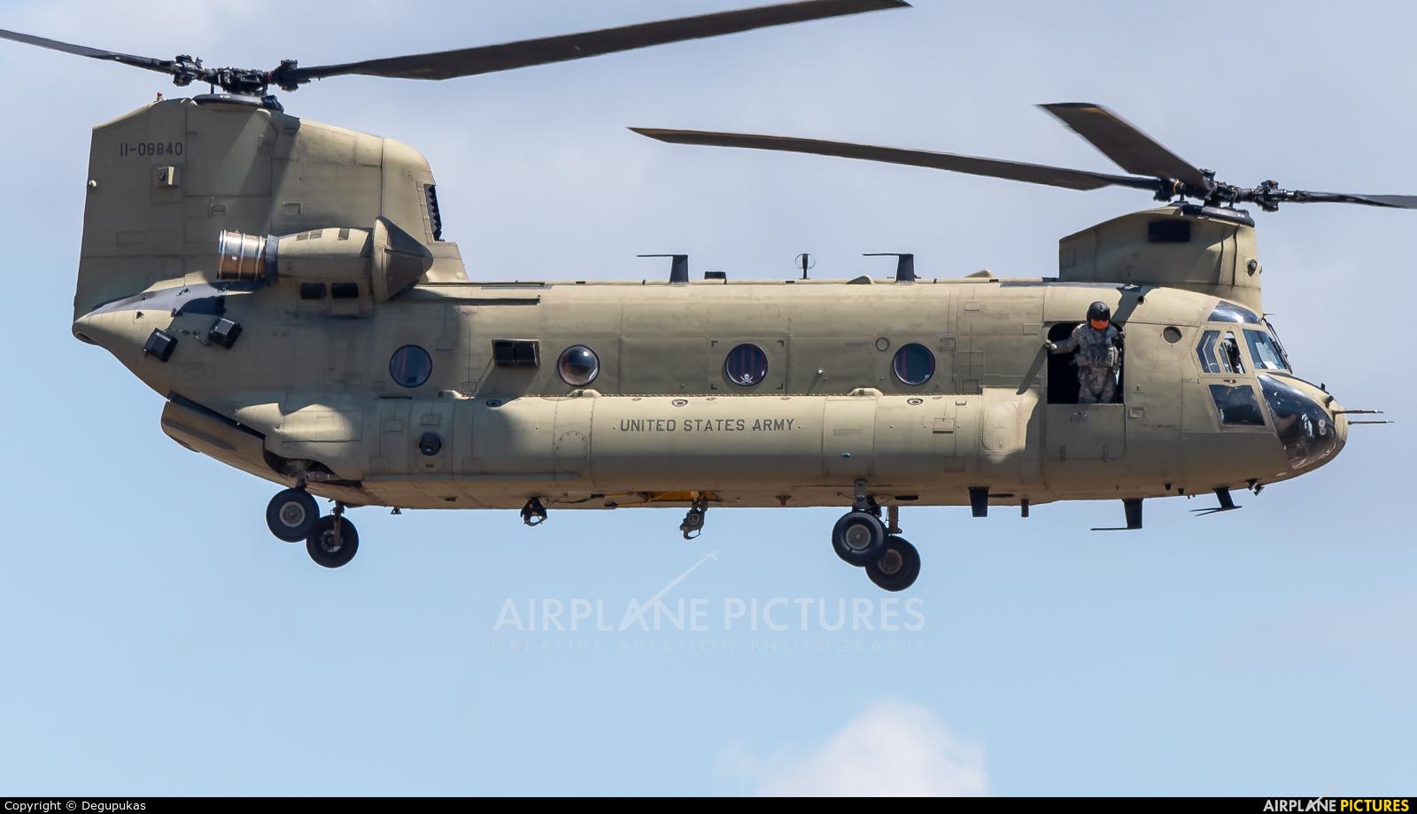 USA - Army 11-08840 aircraft at San Jose - Juan Santamaría Intl