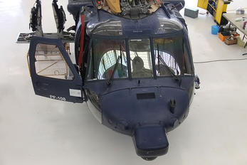 PF-108 - Mexico - Police Sikorsky UH-60M Black Hawk