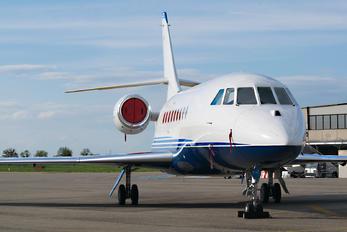 N820EC - Private Dassault Falcon 2000 DX, EX