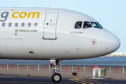 EC-MQB - Vueling Airlines Airbus A321 aircraft
