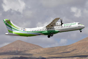 EC-MVI - Binter Canarias ATR 72 (all models)