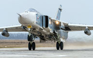 47 - Russia - Air Force Sukhoi SU-24 aircraft