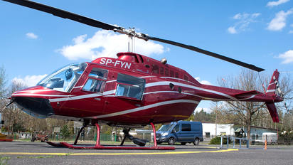 SP-FYN - Private Bell 206B Jetranger III