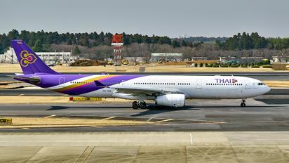 HS-TBA - Thai Airways Airbus A330-300