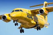Rare visit of Dornier Do.328JET to Seville title=