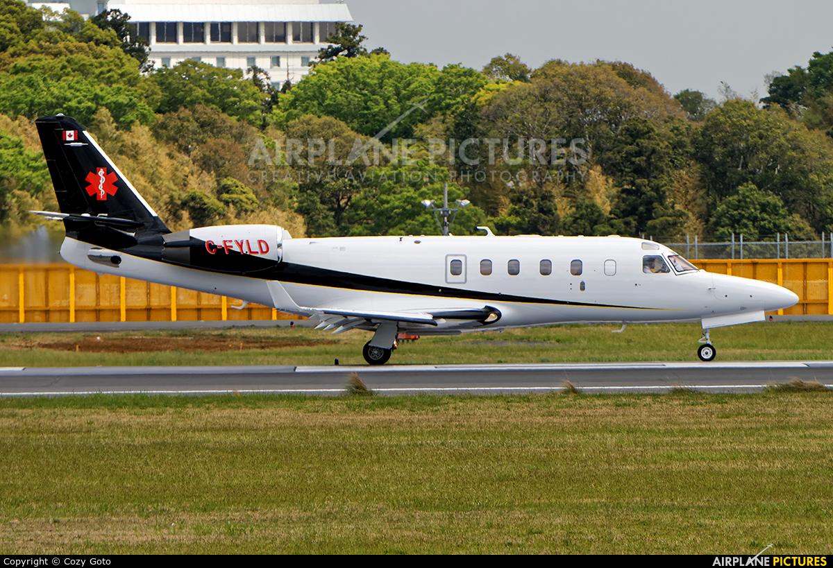 C-FYLD aircraft at Tokyo - Narita Intl