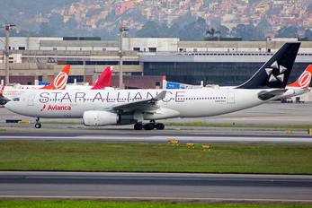 N279AV - Avianca Airbus A330-200