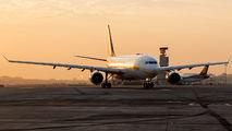 VT-JWW - Jet Airways Airbus A330-200 aircraft