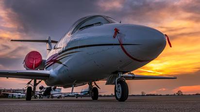 4X-CPY - Private Beechcraft 400A Beechjet