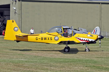 G-BWXS - Swift Aviation Slingsby T.67M Firefly