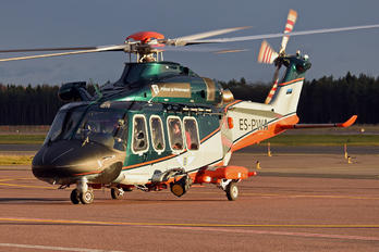 ES-PWA - Estonia - Border Guard Agusta Westland AW139