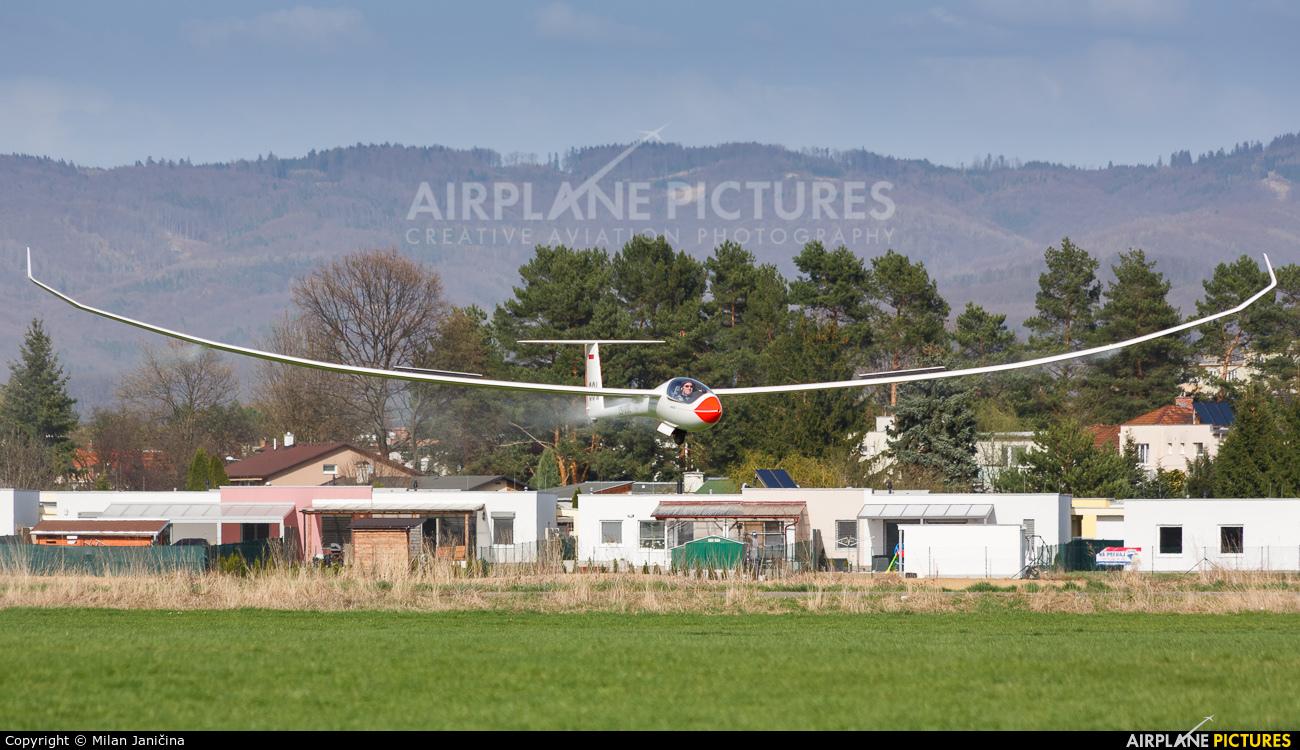 Private ZS-GOL aircraft at Prievidza