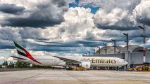 A6-EPO - Emirates Airlines Boeing 777-300ER aircraft