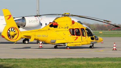 OO-NHJ -  Eurocopter EC155 Dauphin (all models)