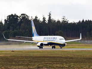 EI-FEF - Ryanair Boeing 737-800