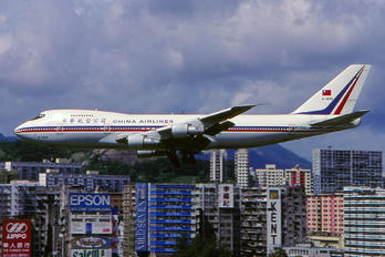 B-1888 - China Airlines Boeing 747-200