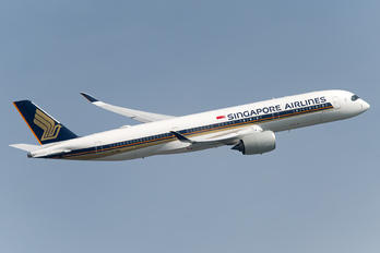 9V-SMN - Singapore Airlines Airbus A350-900