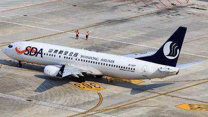 B-1437 - Shandong Airlines  Boeing 737-800
