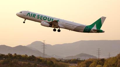 HL8280 - Air SEOUL Airbus A321
