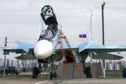 06 - Russia - Air Force Sukhoi Su-30SM aircraft
