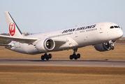 JA865J - JAL - Japan Airlines Boeing 787-9 Dreamliner aircraft
