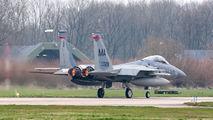84-0028 - USA - Air Force McDonnell Douglas F-15C Eagle aircraft
