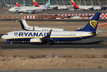EI-FZY - Ryanair Boeing 737-8AS