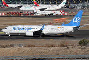 EC-MPG - Air Europa Boeing 737-800 aircraft