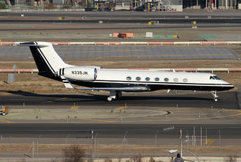 N339JM - Private Gulfstream Aerospace G-V, G-V-SP, G500, G550