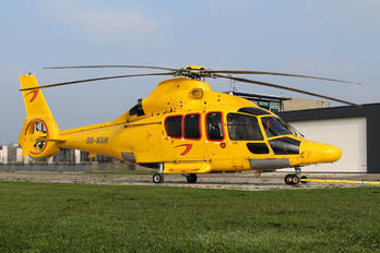OO-NSH - Helicopters NZ Eurocopter EC155 Dauphin (all models)