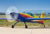 #3 Hawks of Romania Extra 300L, LC, LP series YR-EWF taken by Vali Muresan
