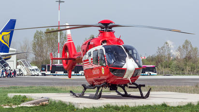 343 - Romanian Emergency Rescue Service Eurocopter EC135 (all models)