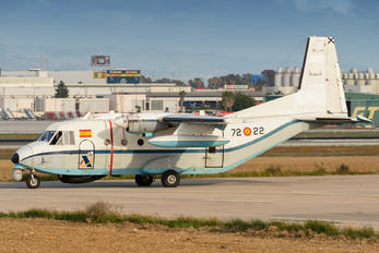 TR.12D-77 - Spain - Air Force Casa C-212 Aviocar