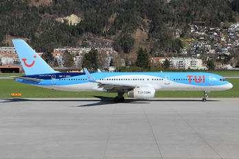 G-OOBC - TUI Airways Boeing 757-200WL