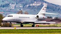 HB-IAU - Cat Aviation Dassault Falcon 2000 DX, EX aircraft