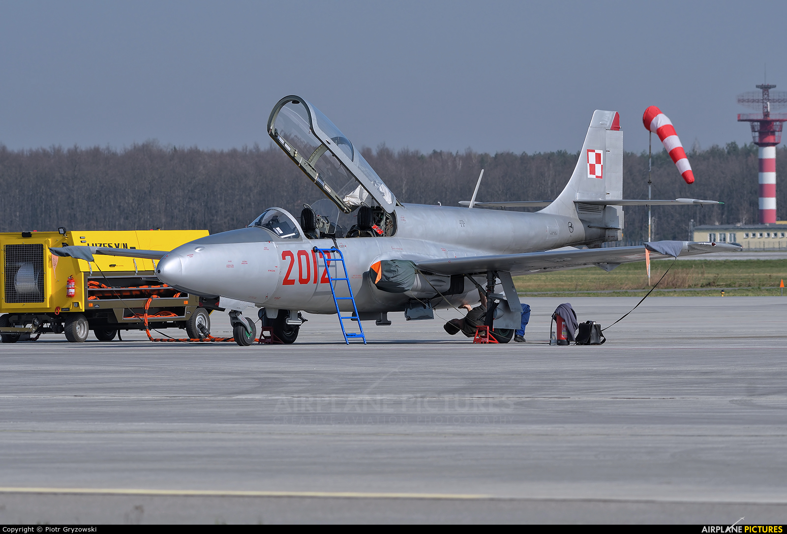 Poland - Air Force 2012 aircraft at Dęblin