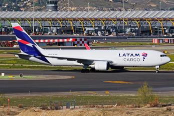 N534LA - LATAM Cargo Boeing 767-300F