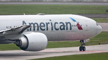 N722AN - American Airlines Boeing 777-300ER aircraft
