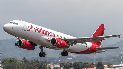 N497TA - Avianca Airbus A320