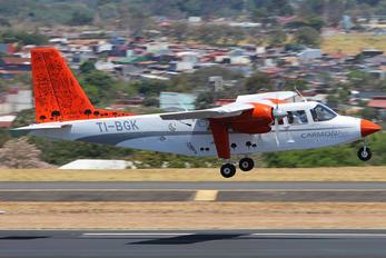 TI-BGK - Carmonair Britten-Norman BN-2 Islander