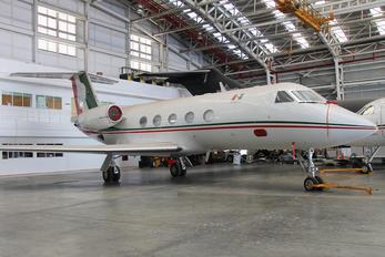 - - Mexico - Air Force Gulfstream Aerospace G-III