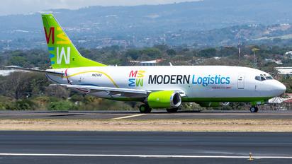 N421AU - Modern Logistics Boeing 737-300
