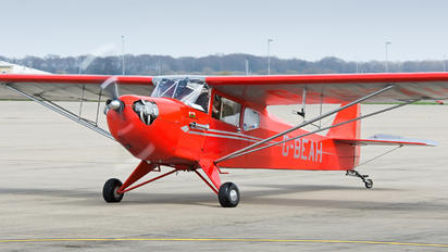 G-BEAH - Private Auster J2 Arrow