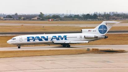 N4735 - Pan Am Boeing 727-200